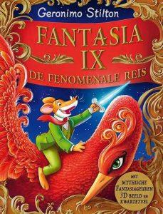 Fantasia IX - De fenomenale reis