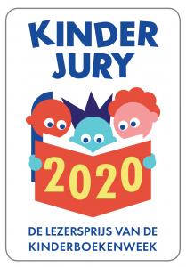 Kinderjury 2020 kiest de Lezersprijs van de Kinderboekenweek